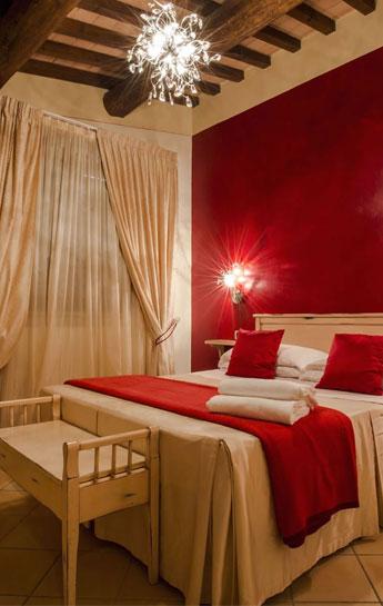 Appartamento camera Umbria