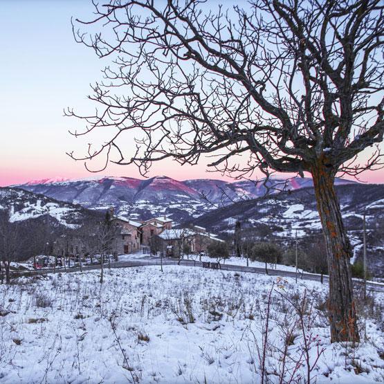 Vacanze inverno Umbria