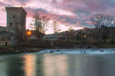 Fiume Tevere Perugia