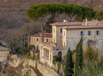 residenze in Umbria