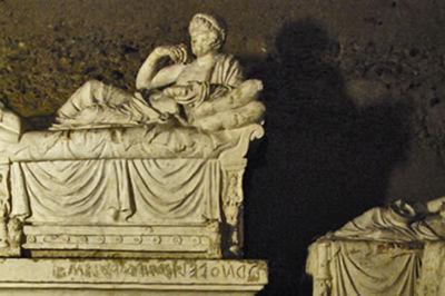 itinerario etrusco Umbria