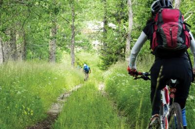 Mountain bike Monte Tezio Umbria