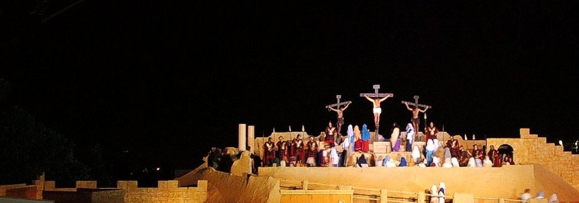 Spettacolo in dialetto perugino Venerdì Santo Perugia