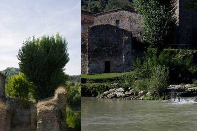 Pretola - Umbria - itinerario delle lavandaie