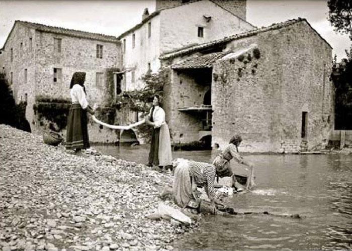 lavandaie di Pretola Perugia
