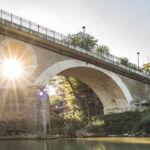 Tra pinete e boschi, si svela Ponte Felcino | Perugia
