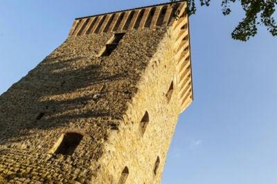 torre di Pretola