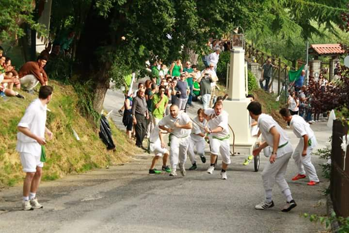 corsa dei barroccini Ramazzano