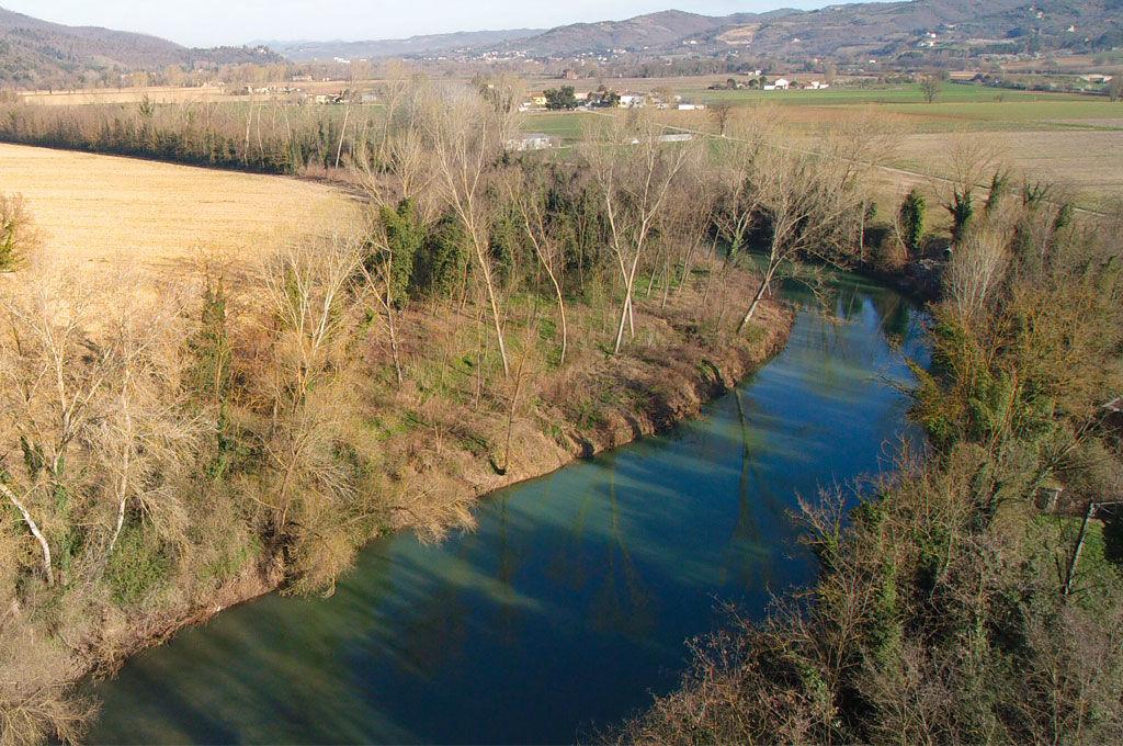 fiume Tevere Solfagnano