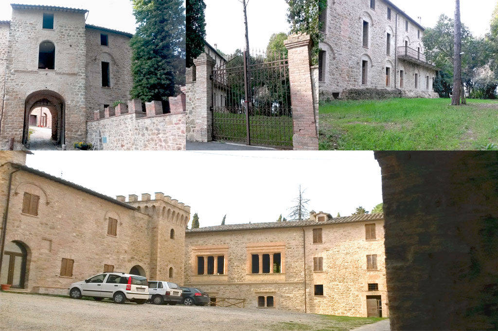 Castello di Civitella d'Arna Perugia