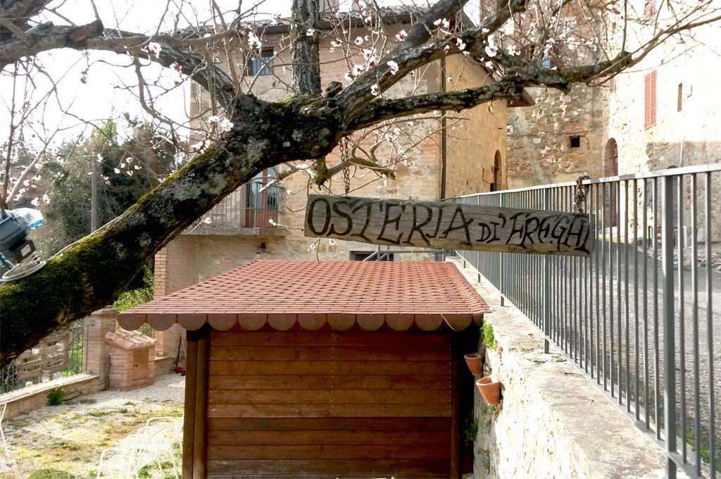 L'Osteria di Civitella d'Arna (Perugia)