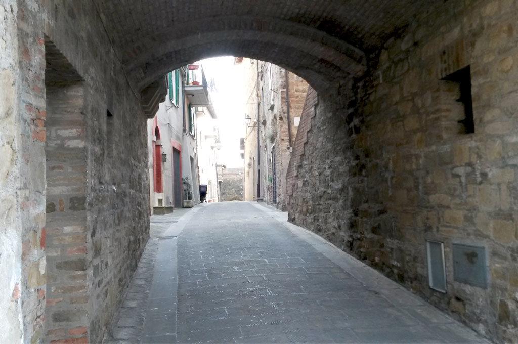 Angolo del borgo storico di Ripa Perugia