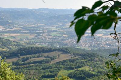 Panorama Umbertide Perugia