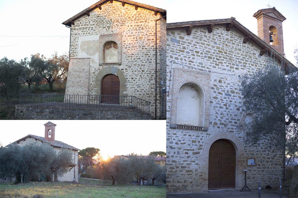 Santuario Madonna della Villa a Sant'Egidio Perugia