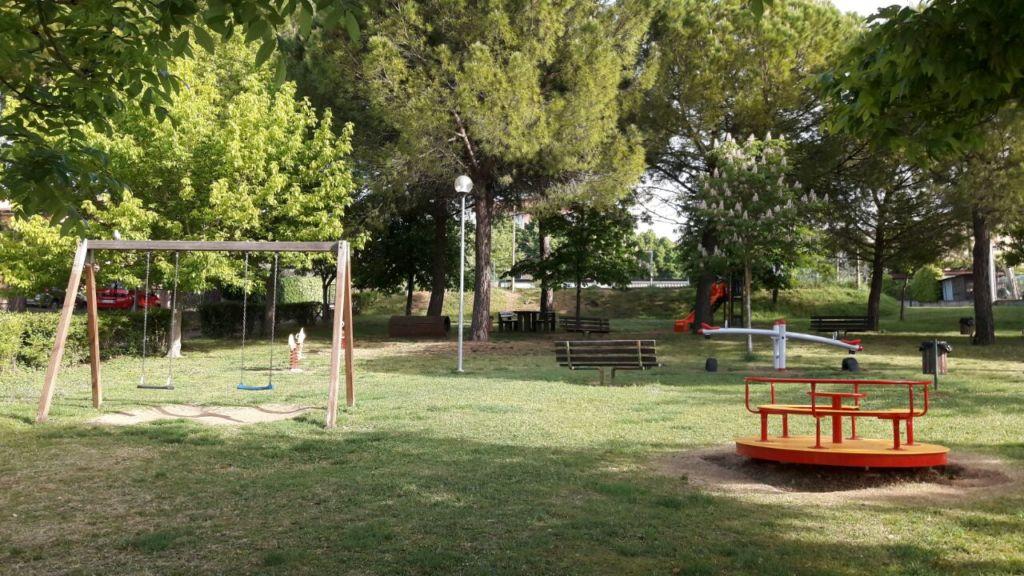 Parco comunale Sant'Egidio Perugia