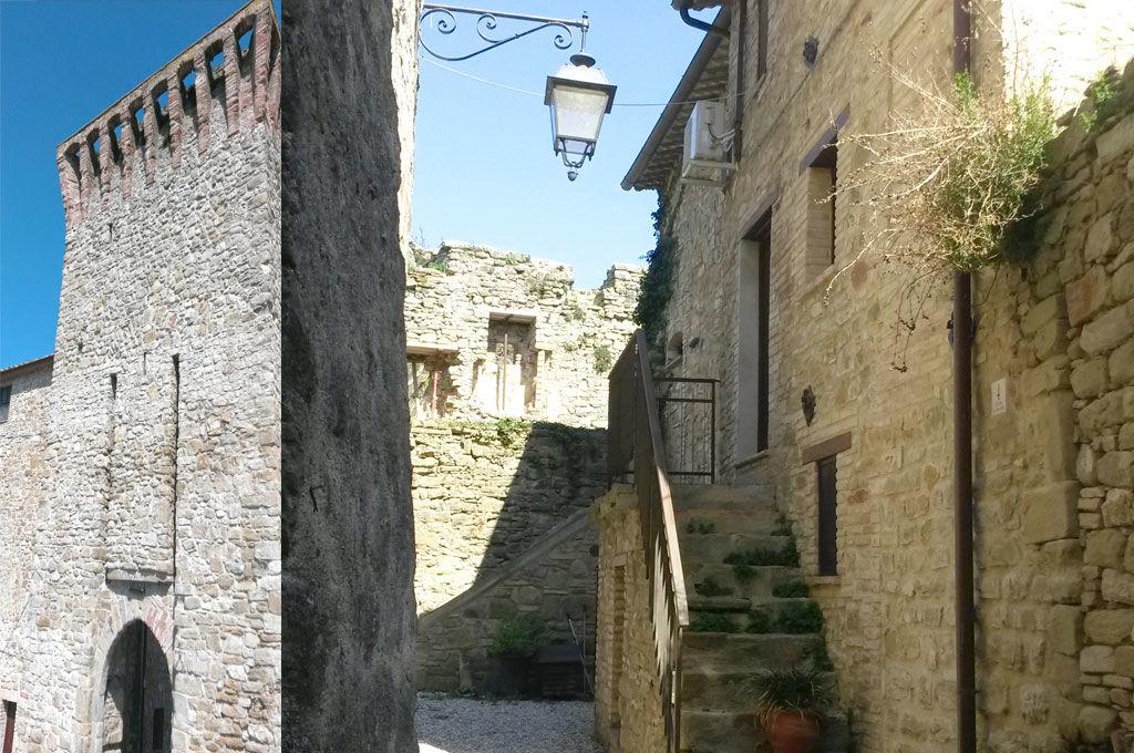 Il borgo di San Gregorio Pianello Perugia