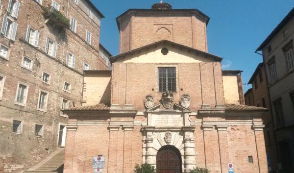 Chiesa SS. Andrea e Lucia Perugia