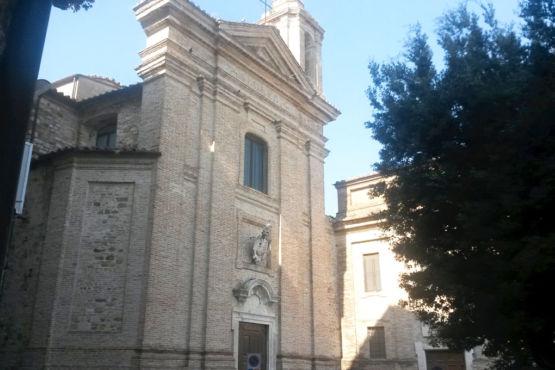 Chiesa di San severo Perugia