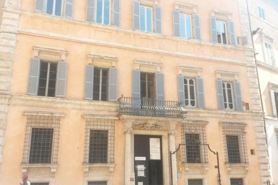 Palazzo Sorbello Perugia