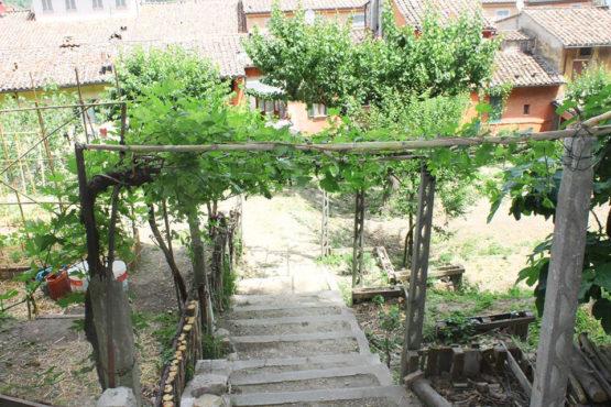 Accesso Orto Sole Perugia