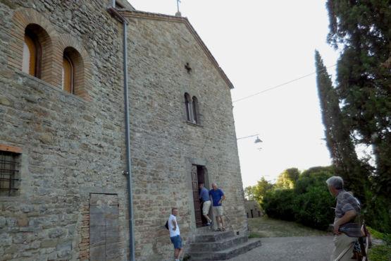 Chiesa S.Michele Arcangelo a Giomici