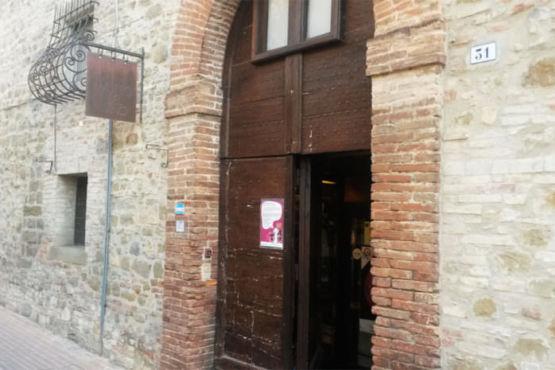 Palazzo Graziani sede Museo del Vino Torgiano