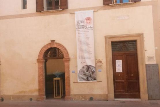 Museo arte ceramica contemporanea Torgiano
