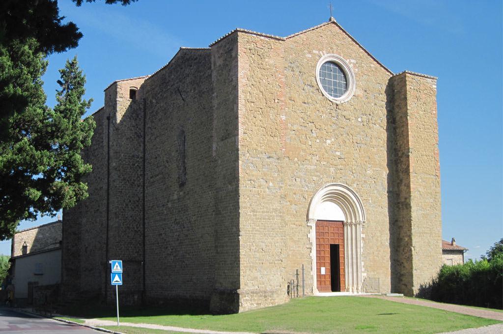 Chiesa di San Bevignate Perugia