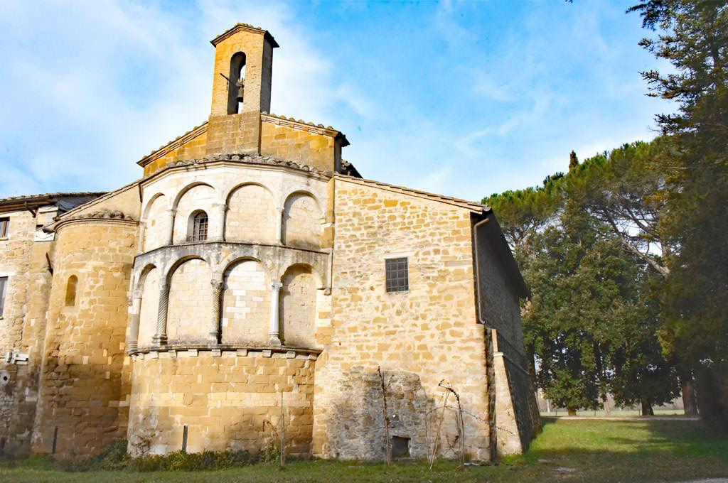 Abbazia San Giustino d'Arna Perugia