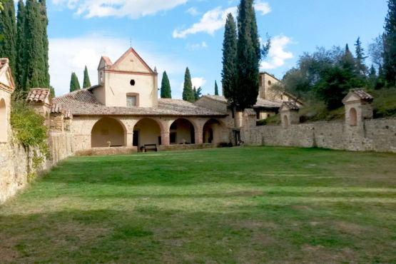Convento francescano Scarzuola Montegiove