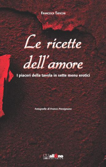 """Libro """"Le ricette dell'amore"""""""