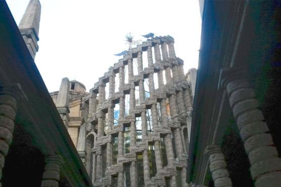 Torre di Babele - Scarzuola