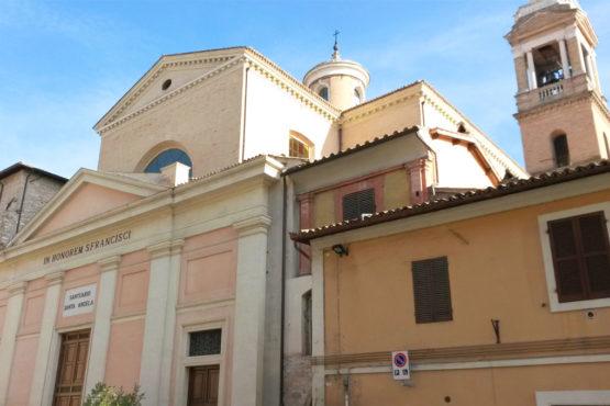 Chiesa di San Francesco Foligno