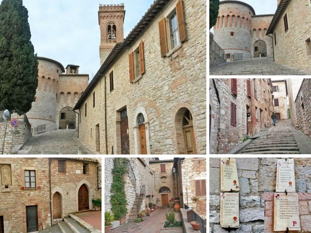 Porta S.Maria - Corciano