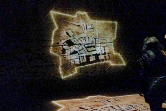 Perugia Folgora-mappa