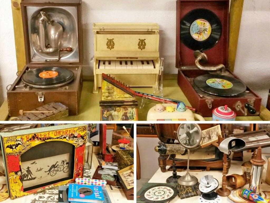 Musica e cinema al museo del giocattolo