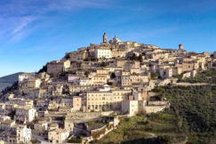 vista di Trevi - Perugia