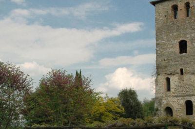 Panorma Perugia Abbazia Celestina