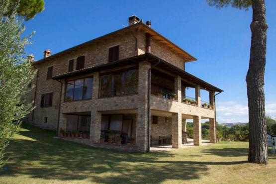 Agriturismo San Fedele vicino Perugia