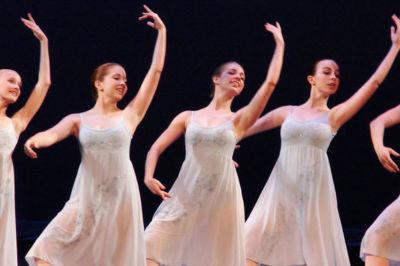 settimana internazionale della danza Spoleto