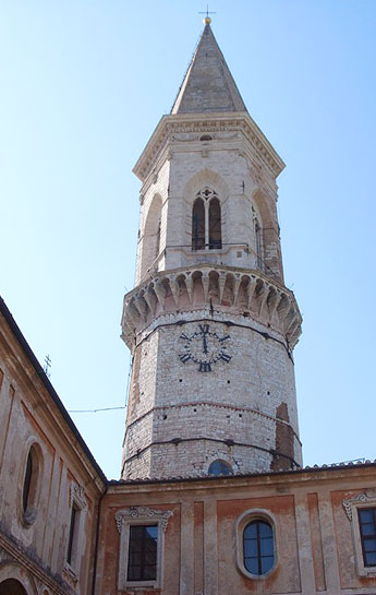 Abbazia di San Pietro Perugia
