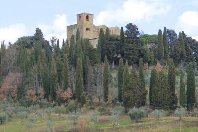 Abbazia di Montelabate perugia