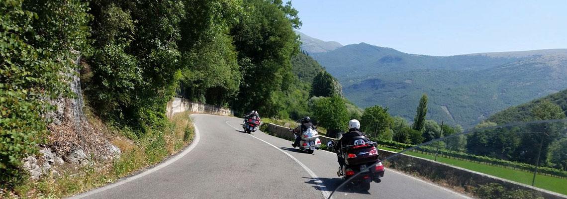 Umbria in moto Perugia