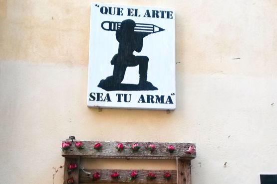 Quadro in Via della Viola Perugia