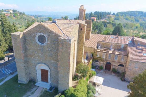 Chiesa San Bevignate e e monastero Perugia