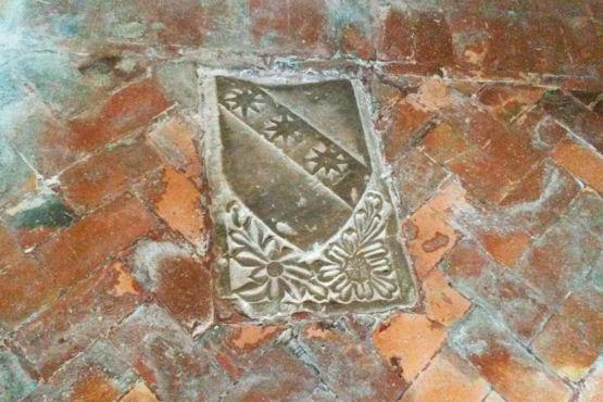 pavimento tempio di Sant'Angelo Perugia