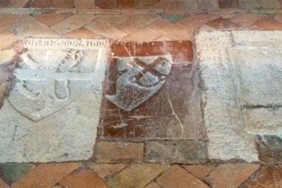 pavimento Tempio di Sant'Angelo