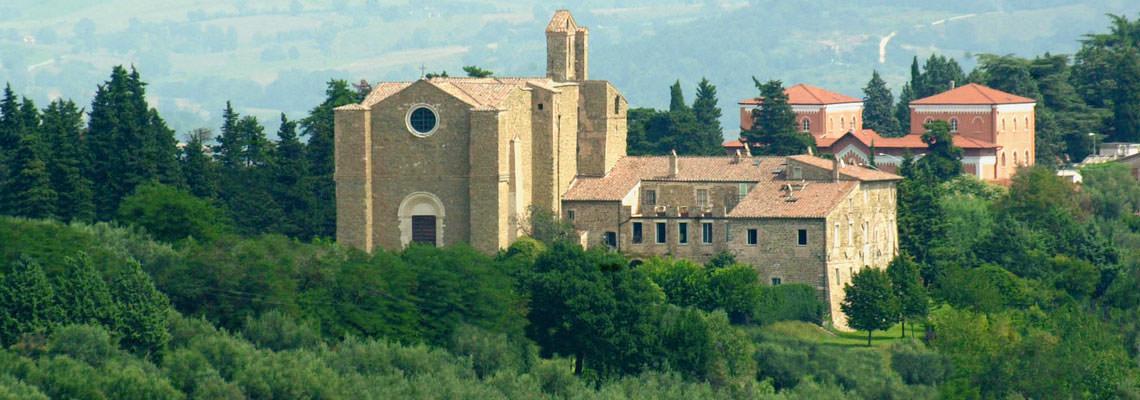 Complesso templare San Bevignate Perugia