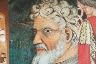Ingresso Palazzo Trinci-Foligno