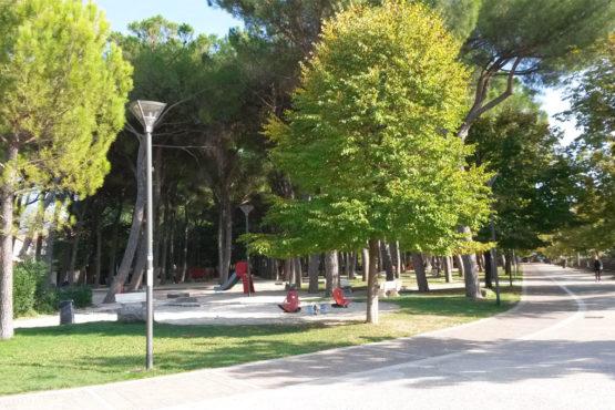 Parco dei Canapè Foligno